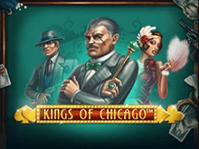 Автомат онлайн с бонусами Kings of Chicago