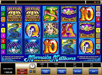 Mermaids Millions